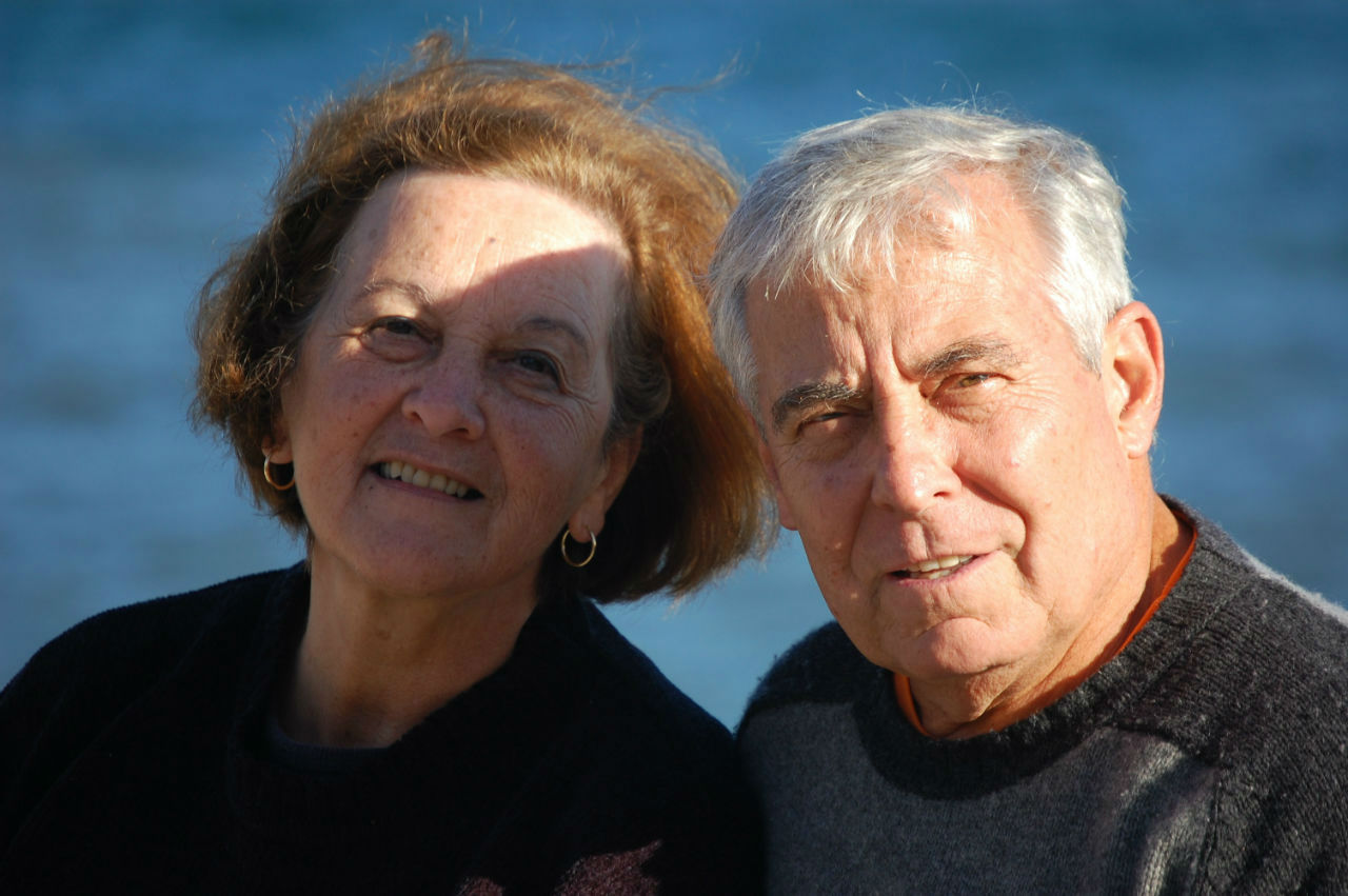Nadine et Fernand